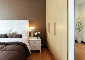 Sfeerlicht slaapkamer