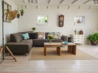 Een goedkope metamorfose van je woonkamer