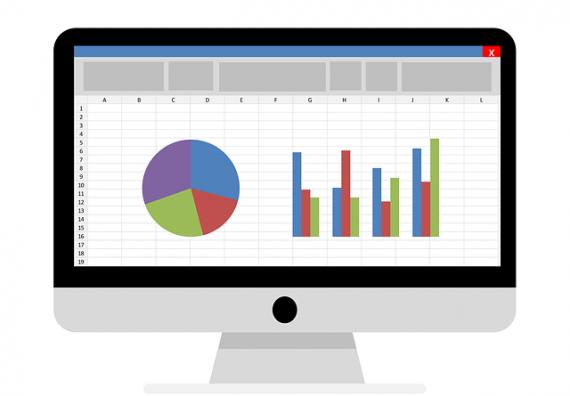 optellen in Excel
